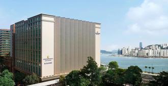 海景嘉福酒店 - 香港 - 建筑