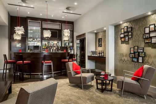 Nh亚特兰大酒店 - 布鲁塞尔 - 酒吧