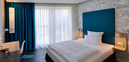 波茨坦广场吉瑞姆酒店 - 柏林 - 睡房