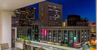 圣地亚哥市中心快捷假日酒店 - 圣地亚哥 - 建筑