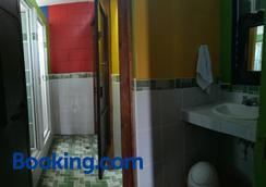 危地马拉之友青年旅舍 - 危地马拉 - 浴室