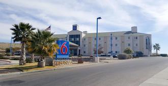 拉斯克鲁塞斯 6 号汽车旅馆 - Telshor - 拉斯克鲁塞斯 - 建筑