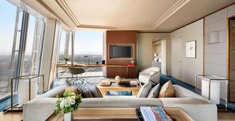 伦敦碎片大厦香格里拉酒店 - 伦敦 - 客厅