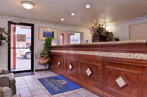 尤金美国最有价值酒店 - 尤金 - 柜台