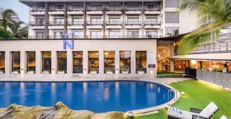 果阿邦什雷姆诺富特酒店-雅高品牌酒店 - 坎多林 - 建筑