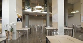 奥林匹克艺术酒店 - 都灵 - 餐馆