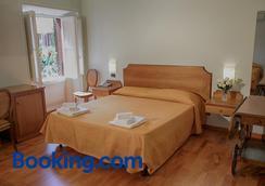 多莫斯里尔卡德罗酒店 - 罗马 - 睡房