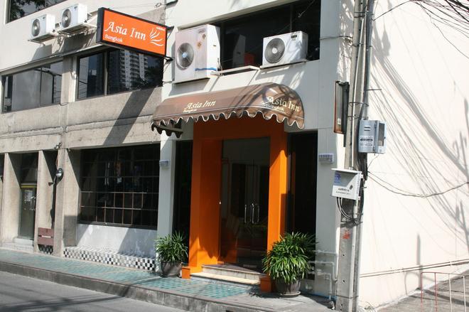 亚洲酒店 - 曼谷 - 建筑