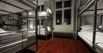 哥本哈根城市旅舍 - 哥本哈根 - 睡房