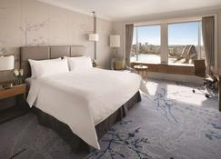 悉尼香格里拉大酒店 - 悉尼 - 睡房