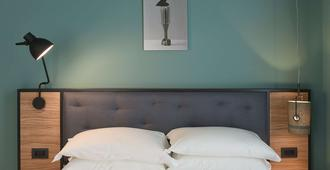 诗人酒店 - 斯培西亚 - 睡房