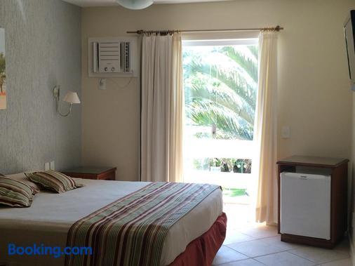 马贝拉旅馆 - 布希奥斯 - 睡房