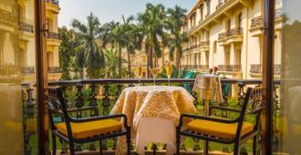 欧贝罗伊大酒店 - 加尔各答 - 阳台