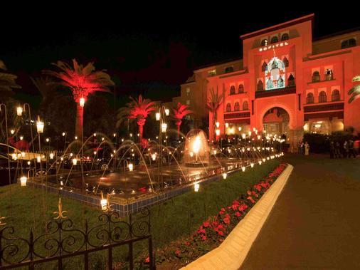 马拉喀什皇宫索菲特大酒店 - 马拉喀什 - 建筑