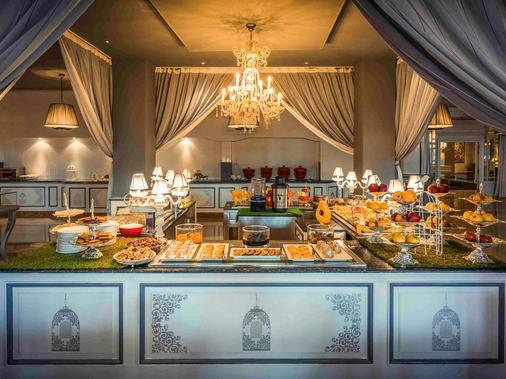 马拉喀什皇宫索菲特大酒店 - 马拉喀什 - 自助餐