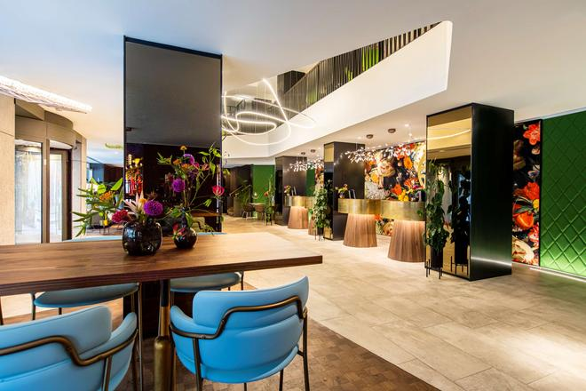 阿姆斯特丹nh卡尔顿酒店 - 阿姆斯特丹 - 大厅