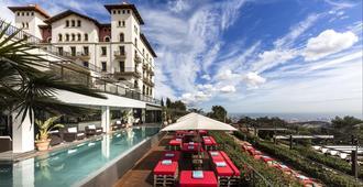 佛罗里达大酒店 - 巴塞罗那 - 游泳池