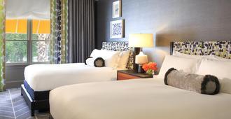 金普顿布赖斯酒店 - 萨凡纳 - 睡房