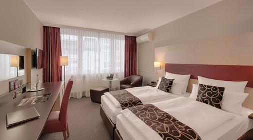 达姆施塔特贝斯特韦斯特酒店 - 达姆施塔特 - 睡房