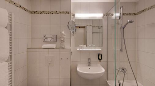 达姆施塔特贝斯特韦斯特酒店 - 达姆施塔特 - 浴室