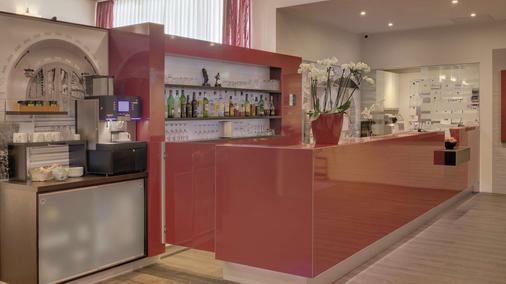 达姆施塔特贝斯特韦斯特酒店 - 达姆施塔特 - 酒吧