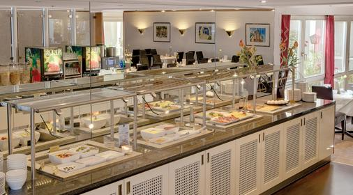 达姆施塔特贝斯特韦斯特酒店 - 达姆施塔特 - 自助餐