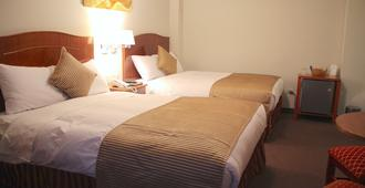 阿雷基帕卡索纳广场酒店 - 阿雷基帕 - 睡房