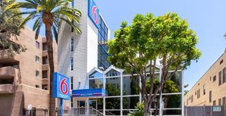 洛杉矶好莱坞6号汽车旅馆 - 洛杉矶 - 建筑