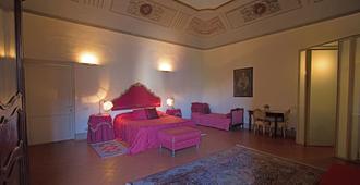 迪莫拉诺比亚酒店 - 比萨 - 睡房