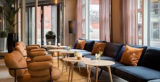 斯堪迪克维多利亚酒店 - 奥斯陆 - 休息厅