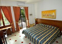 阿尔奇杜卡魅力屋酒店 - 阿科 - 睡房