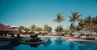 安加图别墅生态度假村及水疗中心 - 塞古罗港 - 游泳池