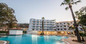 那耳喀索斯公寓式酒店 - 普罗塔拉斯 - 游泳池