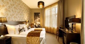 奥斯陆萨贾酒店 - 贝斯特韦斯特顶级精选 - 奥斯陆 - 睡房