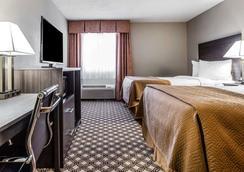凯艺套房酒店 - 哥伦比亚 - 睡房