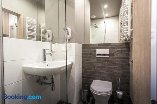 扎托卡酒店 - 格但斯克 - 浴室