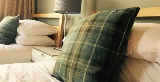 奇本的十字键宾馆 - 斯特灵 - 客房设施