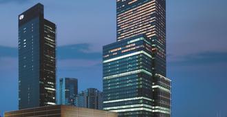 上海静安香格里拉大酒店 - 上海 - 建筑