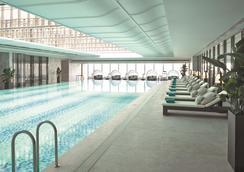 上海静安香格里拉大酒店 - 上海 - 游泳池