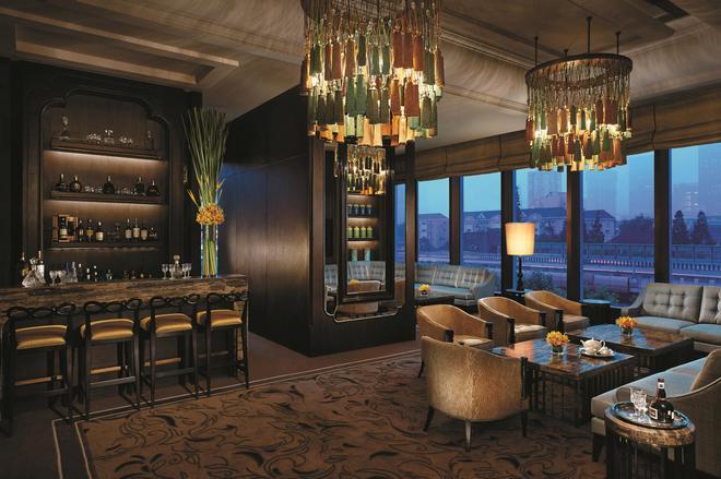 上海静安香格里拉大酒店 - 上海 - 酒吧