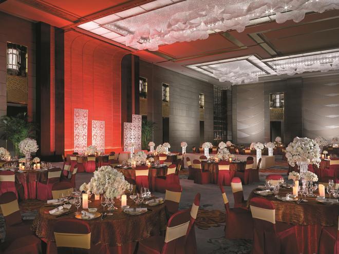 上海静安香格里拉大酒店 - 上海 - 宴会厅