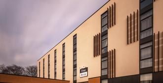 niu盧姆飯店 - 曼彻斯特 - 建筑