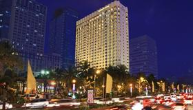 菲律宾钻石大酒店 - 马尼拉 - 建筑
