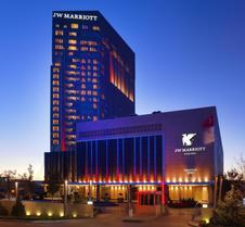 Jw安卡拉万豪酒店