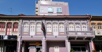新加坡尼斯价值酒店 - 新加坡 - 建筑