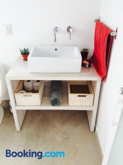 Casa Índigo - 墨西哥城 - 浴室