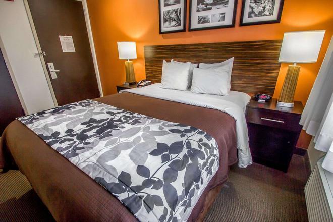 肯尼迪机场洛克威大道牙买加司丽普酒店 - 皇后区 - 睡房