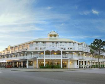 雷吉斯弗里曼特尔滨海酒店 - 弗里曼特尔 - 建筑