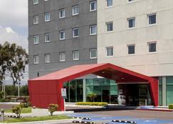 宜必思北阿瓜斯卡连特斯酒店 - 阿瓜斯卡连特斯 - 建筑