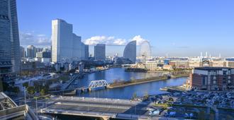 横滨樱木町华盛顿酒店 - 横滨 - 户外景观